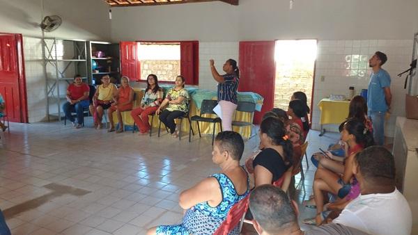 APAE inicia aulas com alunos especiais em Colônia do Gurgueia