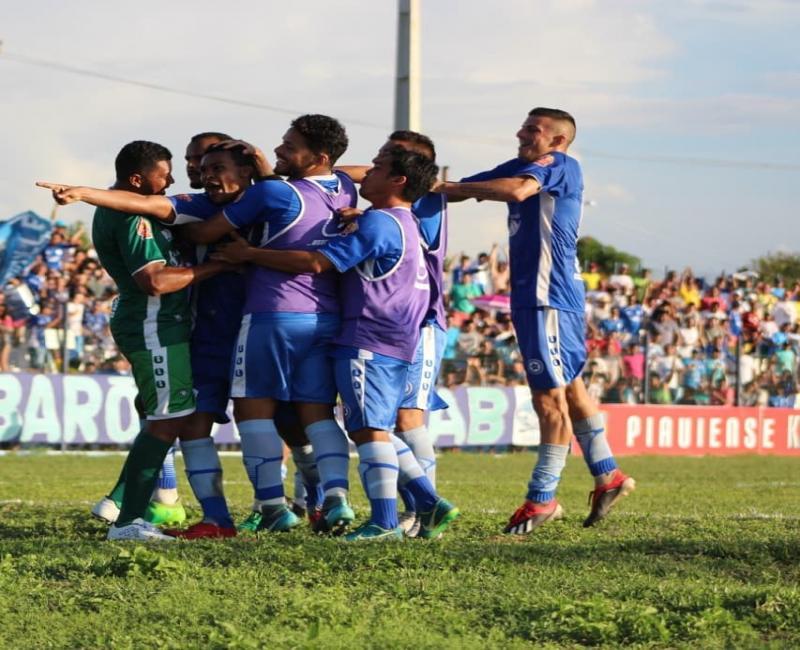 Confira o resultado da 3ª rodada do Campeonato Piauiense