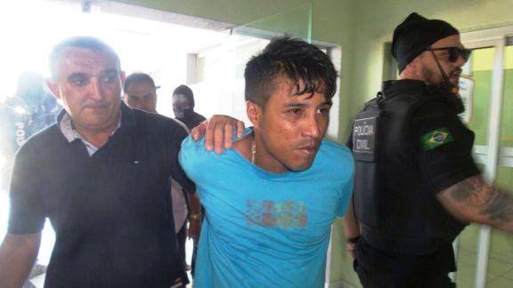 Polícia prende acusado de matar agente penitenciário