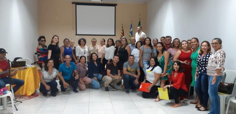 Secretaria de Educação de Cel. José Dias realiza Encontro Pedagógico