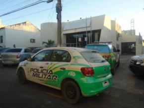 Homem é conduzido à delegacia suspeito de espancar a enteada no Piauí