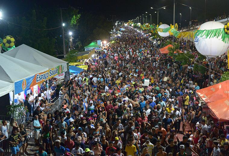 Zé Pereira 2019: Dmtrans define interdições e acessos a área da festa