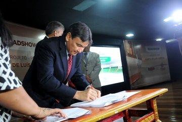 Governo assina concessão do Verdão e apresenta PPP a investidores