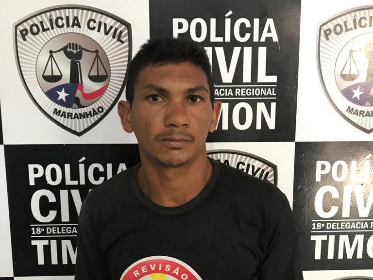 Condenado por homicídio é preso na zona rural de Timon