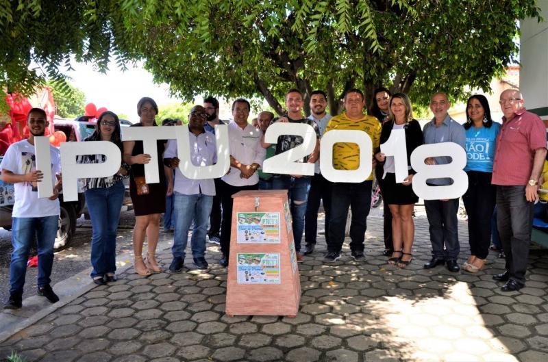 Prefeitura de Água Branca entrega prêmio da Campanha IPTU Premiado 2018