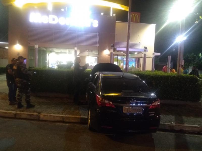 Tentativa de assalto no McDonald's em Teresina termina com um morto