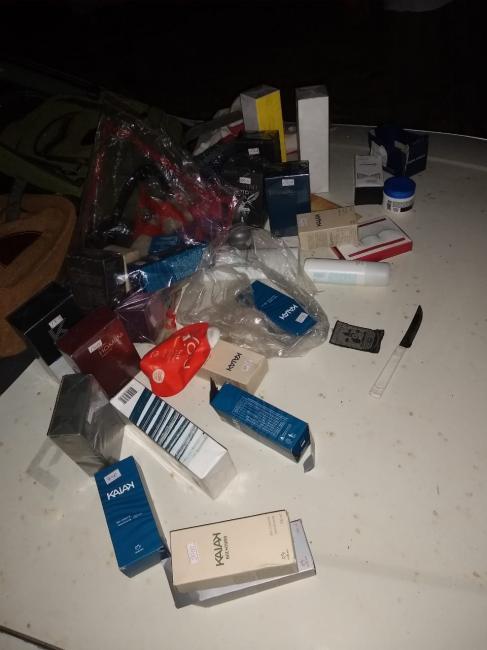 Homem é preso acusado de furtar loja de perfumes no Piauí
