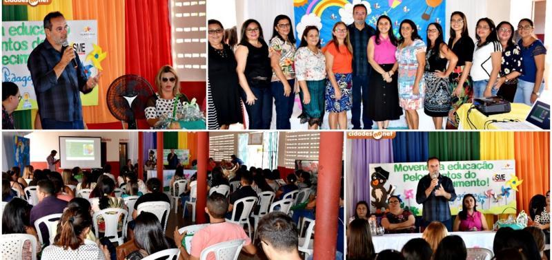 Educação abre o ano letivo com Jornada Pedagógica