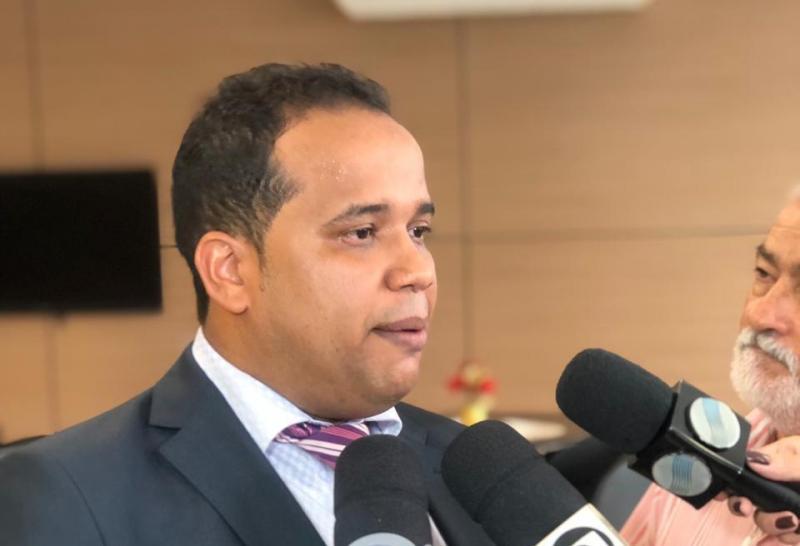 Enzo Samuel assume presidência da Comissão de Finanças na CMT