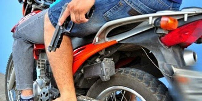 Moto é tomada de assalto na localidade Lagoa Seca, zona rural de Cabeceiras