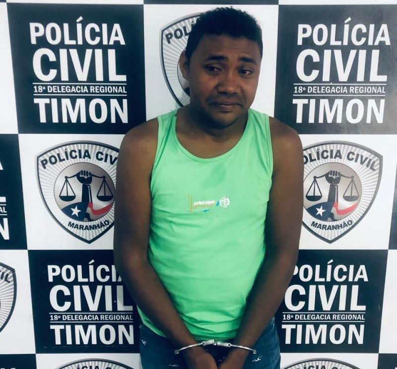 Condenado por estupro, 'Neguinho dos Teclados'  é preso pela Civil/Timon