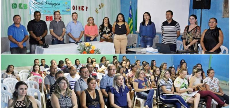 Educação apresenta dados de 2018 e discute melhorias e desafios para 2019