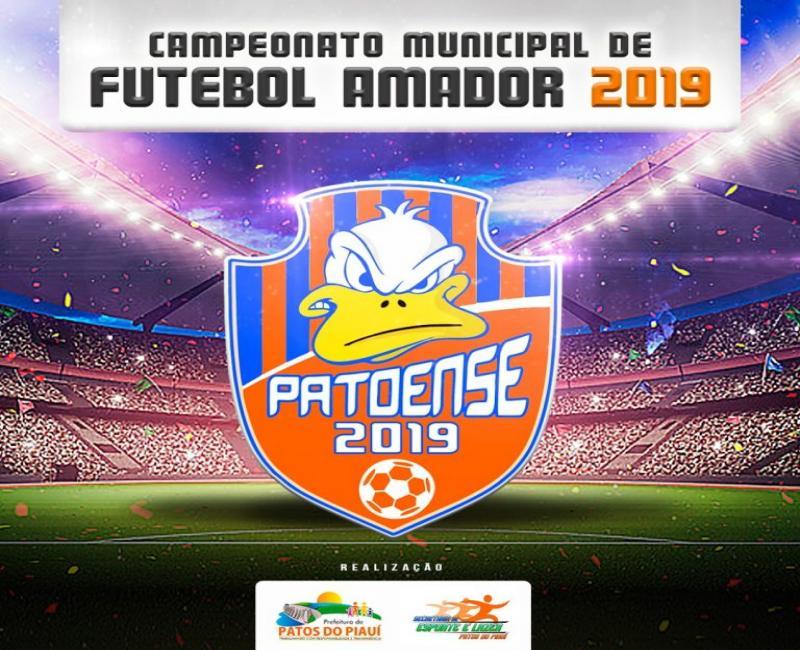 Campeonato Municipal inicia dia 9 de março com premiação de R$ 4.300