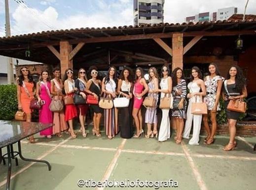 Conheça as finalistas do concurso Miss Piauí 2019