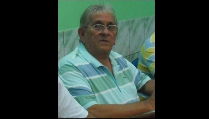 Morre aos 71 anos, o vice-prefeito de Buriti dos Lopes, Jarbas Fortes
