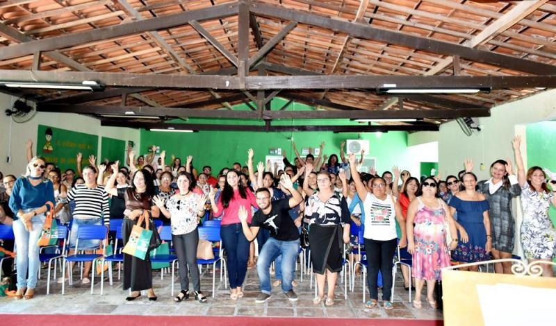 Educação de Fronteiras promoveu Encontro Pedagógico