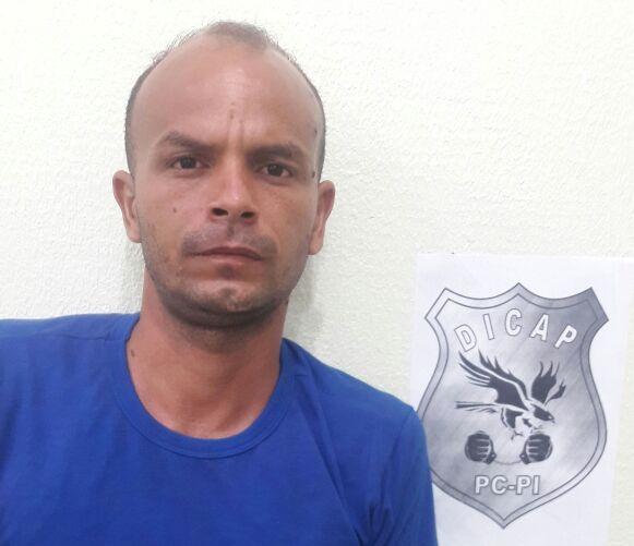 Polícia prende homem que responde a nove processos na lei Maria da Penha em Teresina
