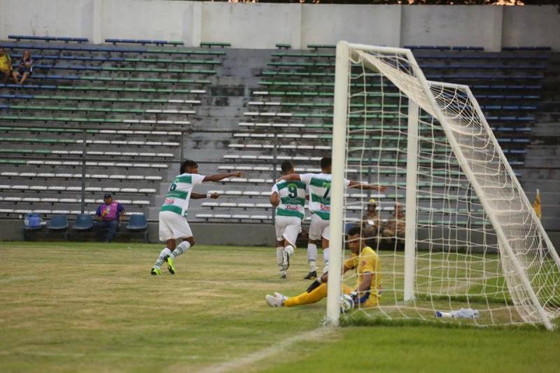 Altos enfrenta o Confiança neste sábado pela Copa do Nordeste