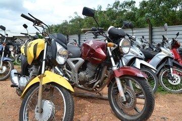 Detran leiloa 137 veículos em Teresina e no interior do Piauí