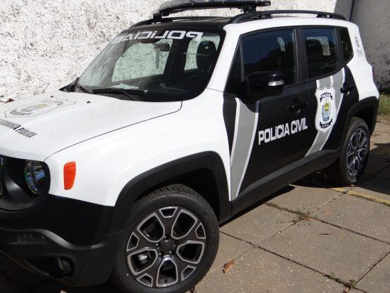 Polícia cumpre mandados na cidade de Inhuma
