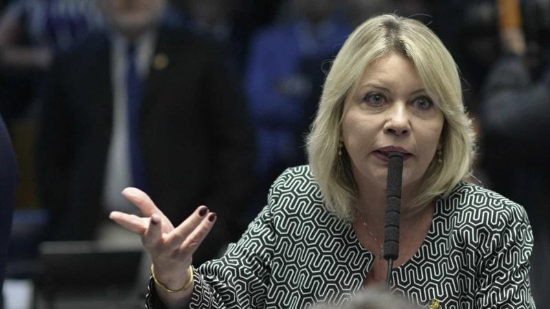 Senadora Selma Arruda (PSL-MT) disputa Conselho de Ética no Senado