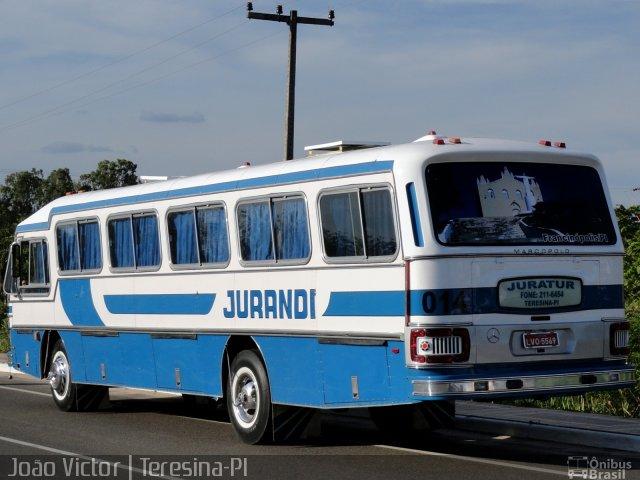Bandidos assaltam empresa de ônibus Jurandir em Teresina