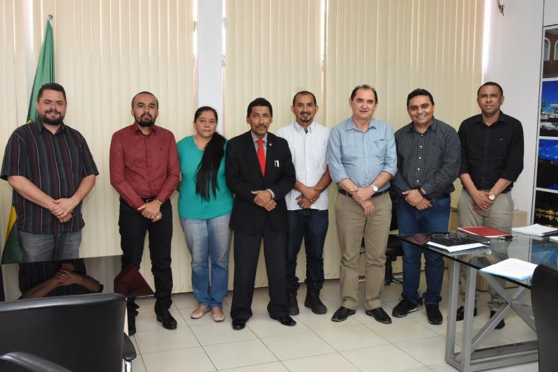Prefeitura firma parceria em curso sobre práticas extrajudiciais