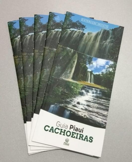 Governo lança Guia Piauí-Cachoeiras; veja versão online