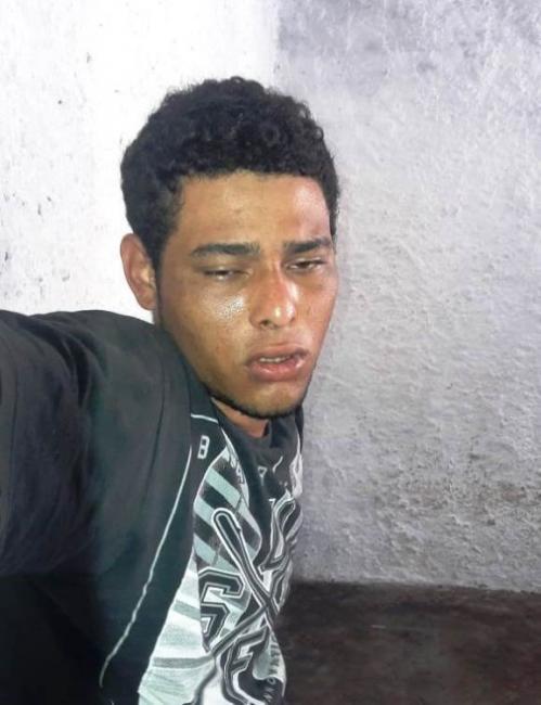 Policia Civil prende Salomão, suspeito de vários roubos e furtos