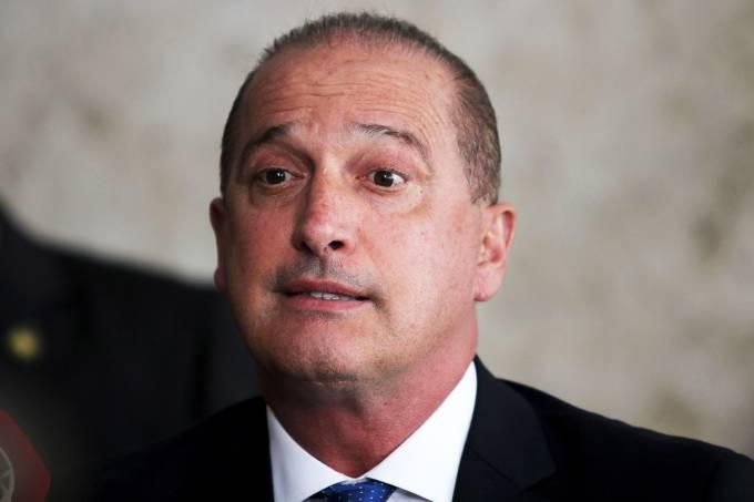 Crise leva Onyx a se reunir com Bolsonaro hoje no Palácio da Alvorada