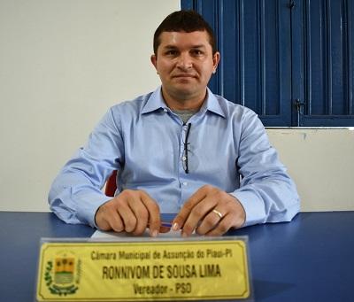 Câmara Municipal de Assunção do Piauí dará início as Atividades Legislativa