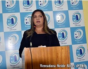 Neide Alves confirma pré-candidatura à prefeitura de São Miguel do Tapuio