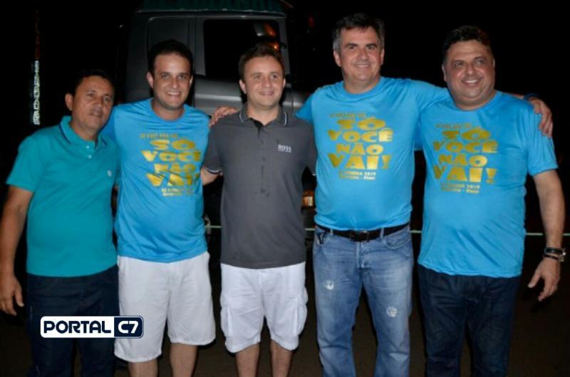 Prefeitura de Amarante realizou o maior Zé Pereira de todos os tempos