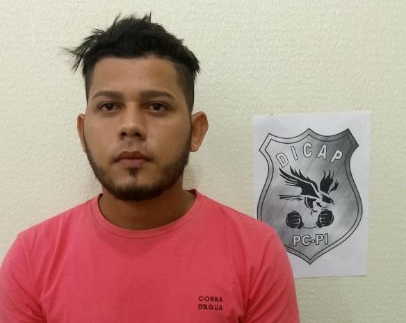 Homicida é preso na zona sudeste de Teresina