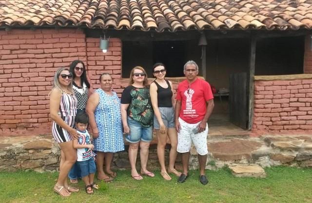 Museu Neno em Bocaina recebe visita de docentes da região de Picos