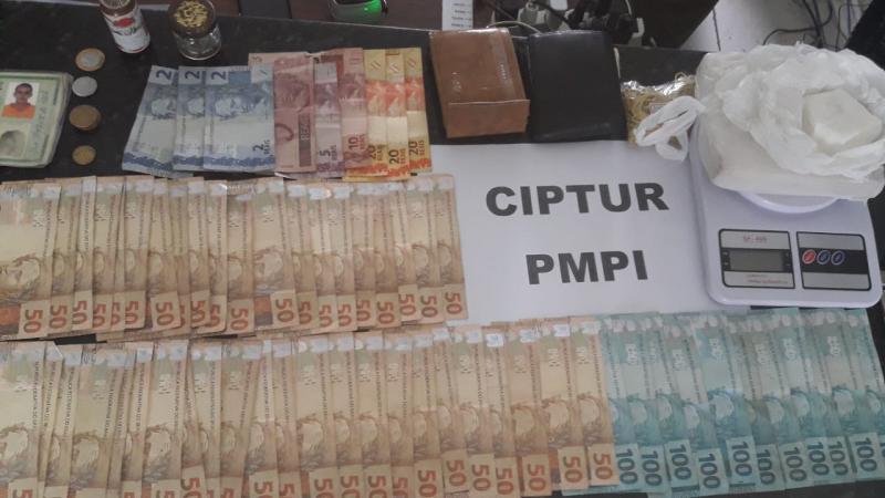 Polícia desarticula tráfico de drogas em Parnaíba e Luís Correia