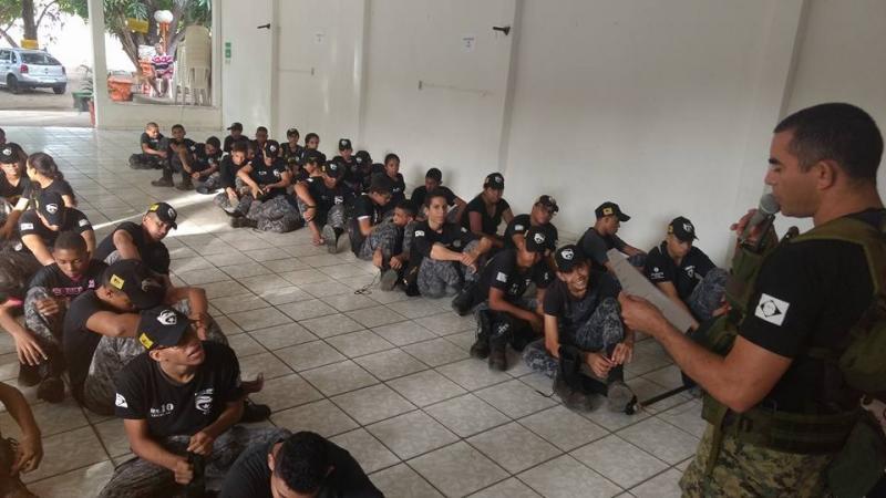 Projeto Força Mirim visa tirar jovens de situações vulneráveis em Teresina