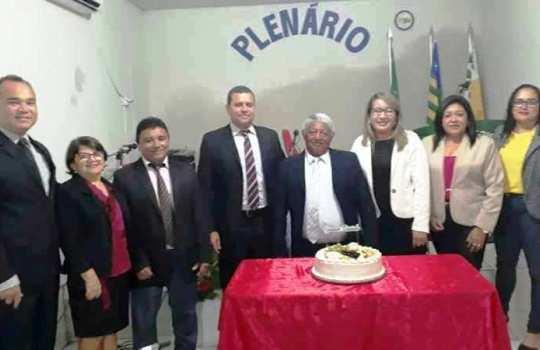 Câmara Municipal de Cabeceiras inicia os trabalhos legislativos de 2019