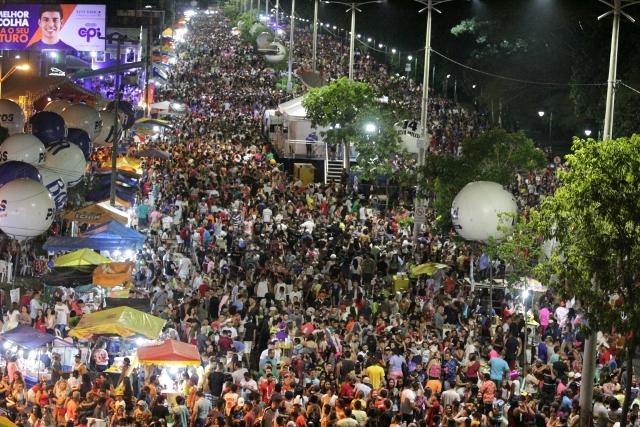 Corso de Teresina terá 12 bandas locais animando a avenida