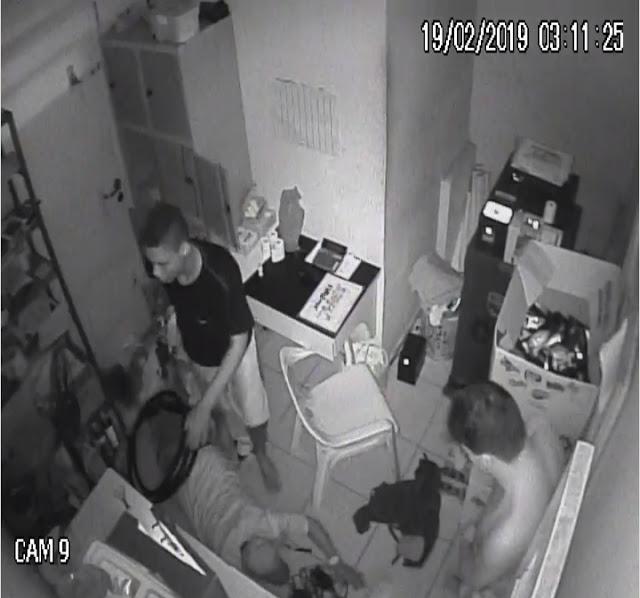 Bandidos assaltam posto Ipiranga e deixam vítimas trancadas em sala