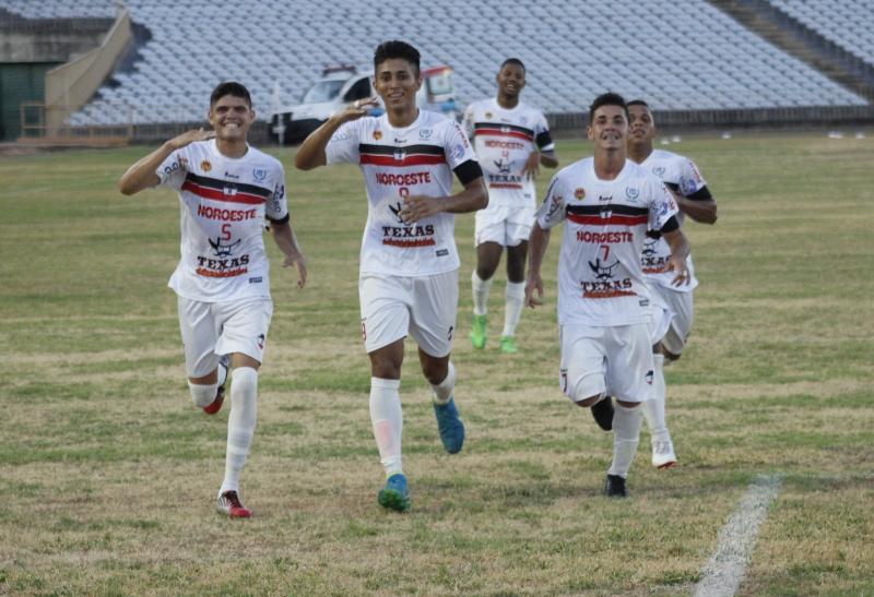 River-PI encara o Corinthians na 1ª fase da Copa do Brasil sub-20