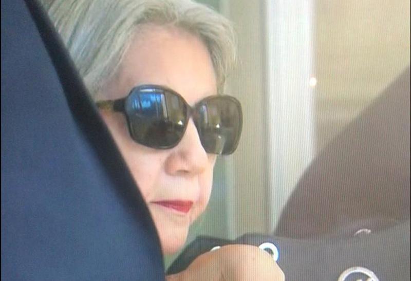 Suspeita de ser candidata 'laranja' do PSL presta depoimento