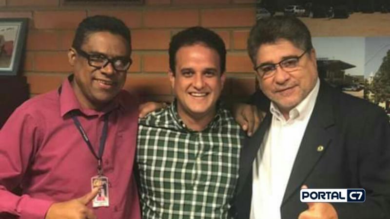 Prefeito Diego Teixeira trata de emendas para o Carnaval 2019 em Amarante