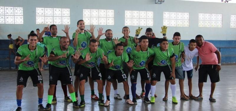 Bonsucesso goleia Flamengo e conquista título do Campeonato de Futsal