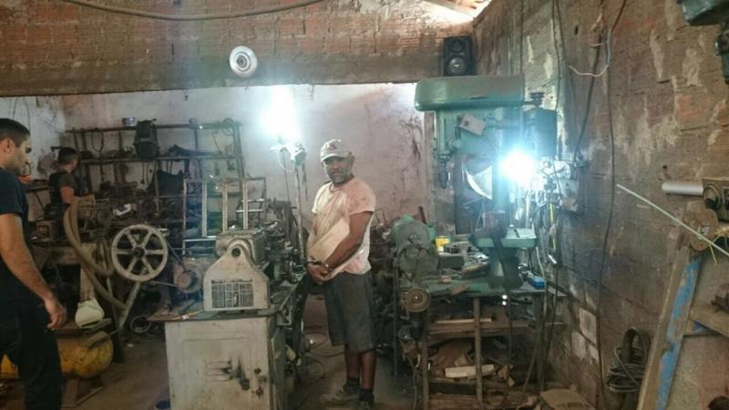 Polícia Civil descobre fábrica clandestina de armas de fogo em Altos