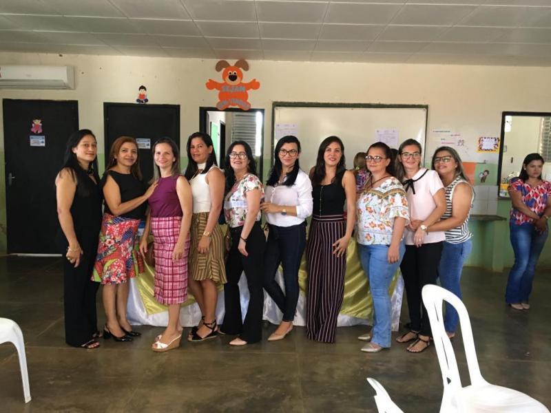 Secretaria Municipal de Educação de Barra D'Alcântara inícia as aulas
