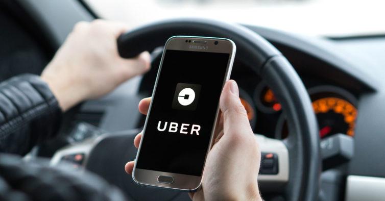 Uber terá recurso de segurança especial para o Carnaval