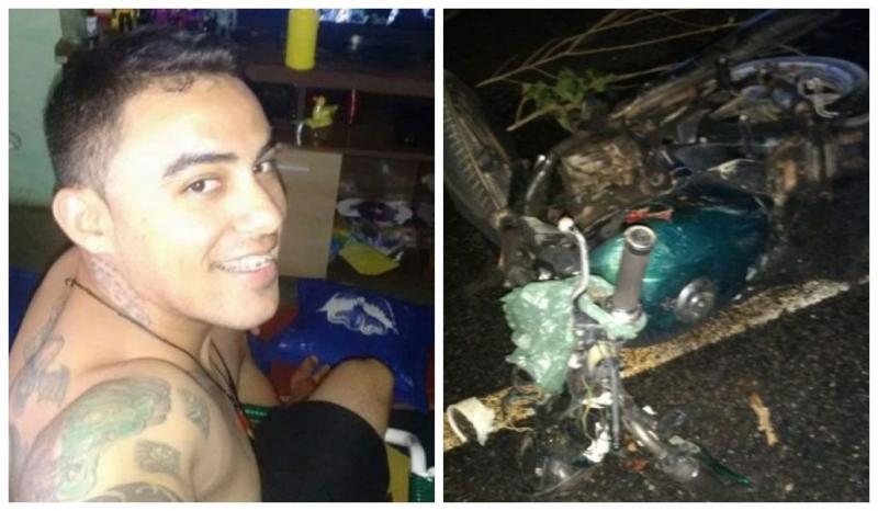 Colisão entre motos deixa dois jovens mortos no Piauí