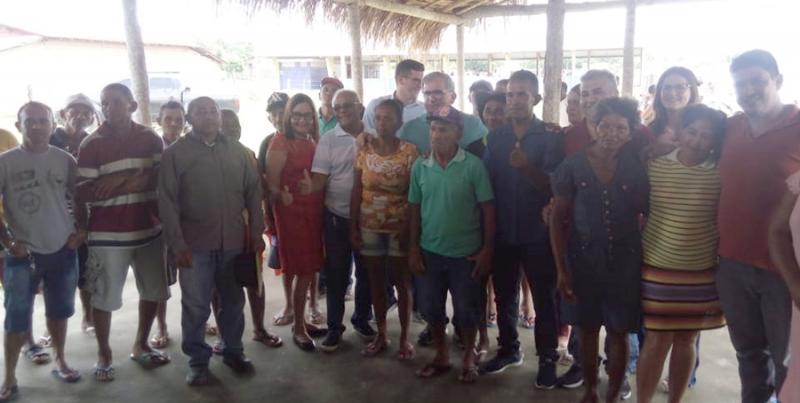 Prefeitura busca regularização de terras do bairro Tranqueiras