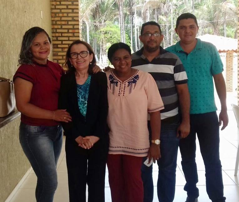 Conselheiros Tutelares de Cristino Castro-PI, participam de Congresso em Teresina